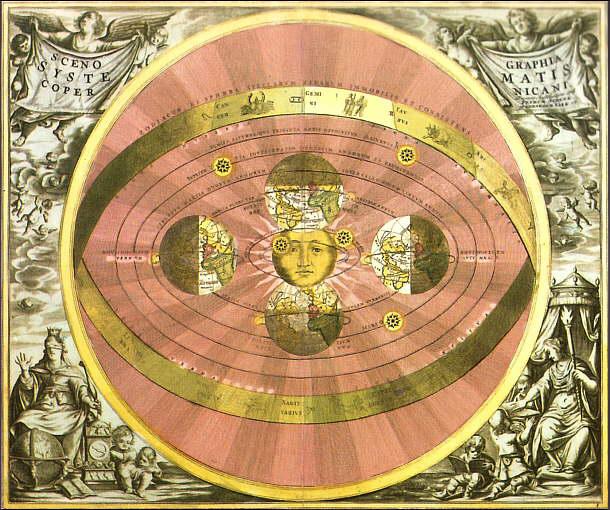 07 Harmonia Macrocosmica, de Andreas Cellarius