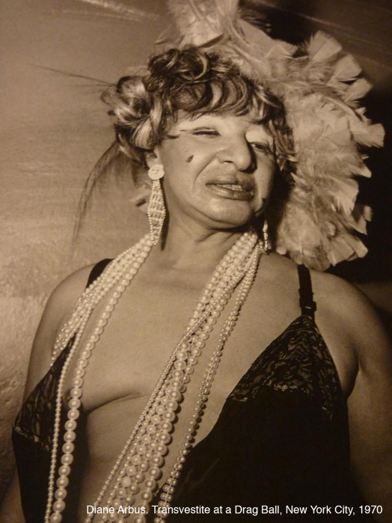 Splen Arbus Transvestite