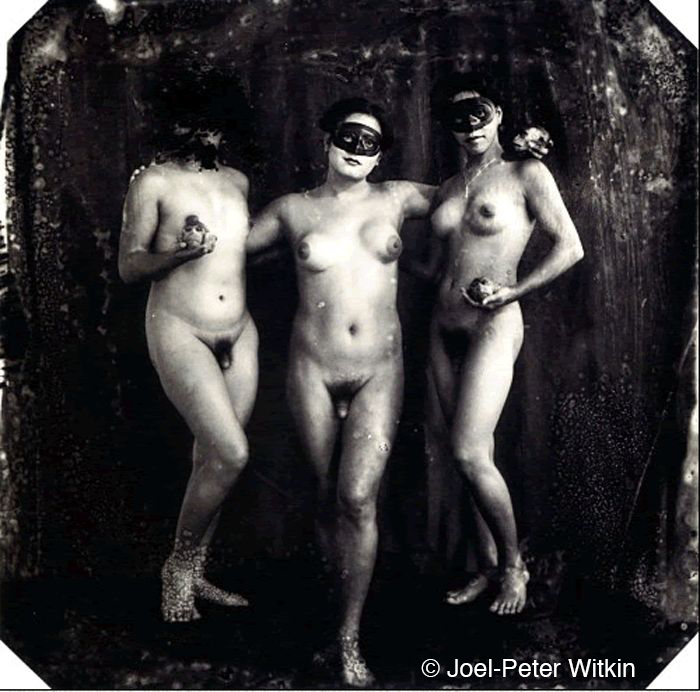 Splen Witkin The Graces