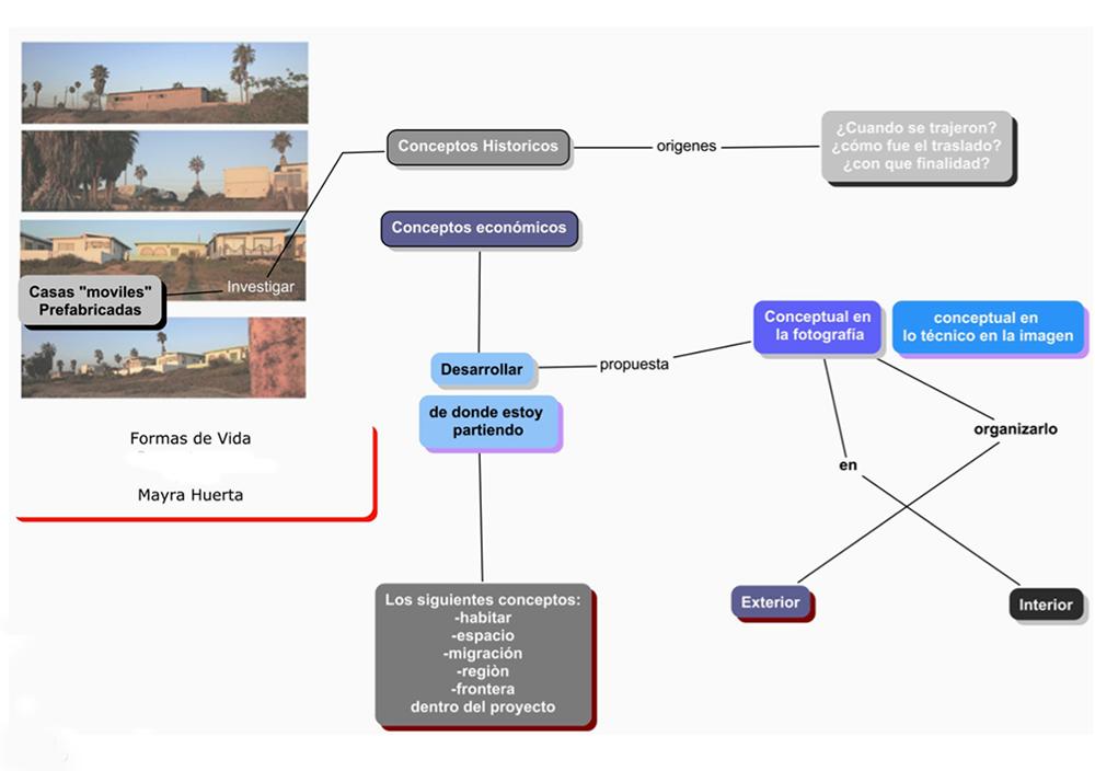 Diagrama.Formasdevida