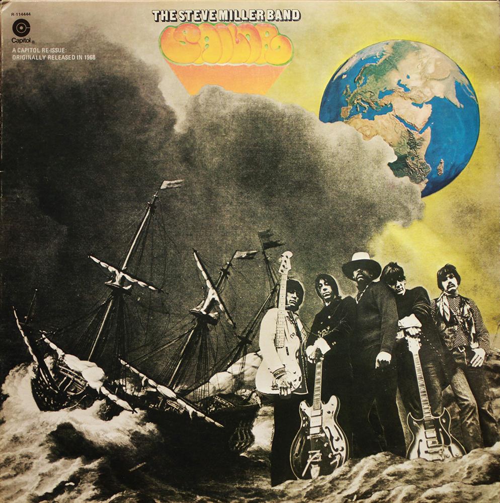 Sailor de The Steve Miller Band (Collage de Thomas Weir).