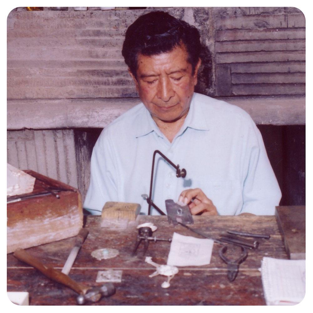 Maestro Bruno Pineda