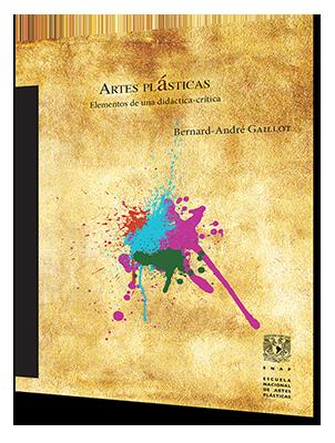Libro Artes plasticas