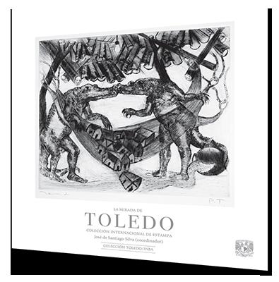 Libro La mirada de Toledo