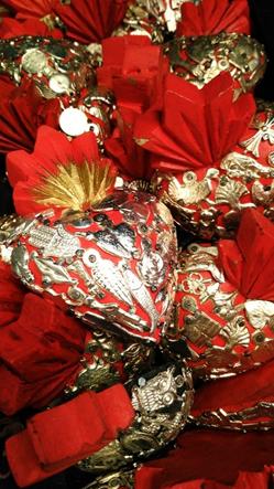 Figura 2. Mercado de artesanías San Miguel de Allende. Elaboración propia