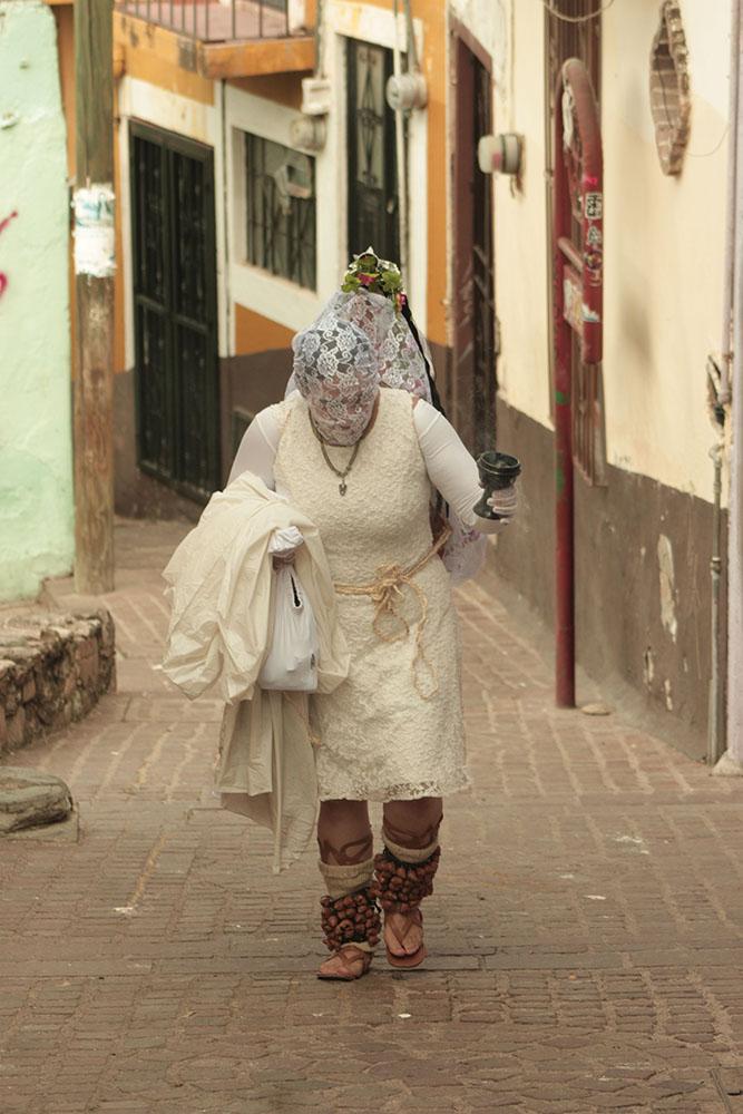 Juana Duarte. Fotografía: Lucía Azcué.