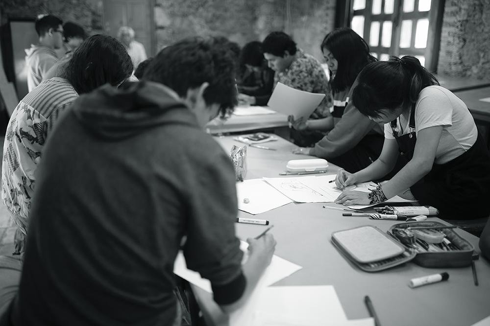 """""""El profesor no es el responsable directo de la motivación, pero de alguna manera puede generar mecanismos de automotivación para el estudio, para la convivencia con los compañeros y para la vida en general""""."""