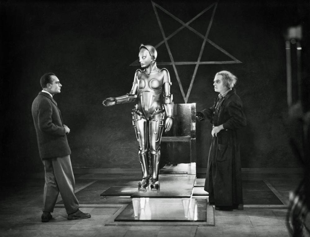 Metropolis. Dir. Fritz Lang. Alemania. 1927.