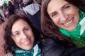 Virginia Corda y Paula Doberti