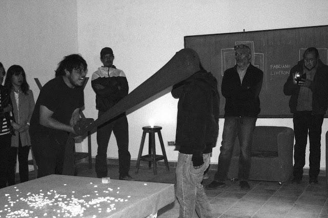 Edgar Palacios Rito pagano de arte contemporáneo 2017 foto 2