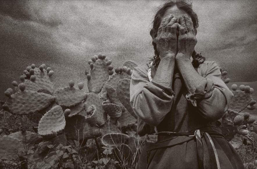 Marco Antonio Cruz, Habitar en la oscuridad, 2011, fotografía. Fuente: (Cruz, 2011).