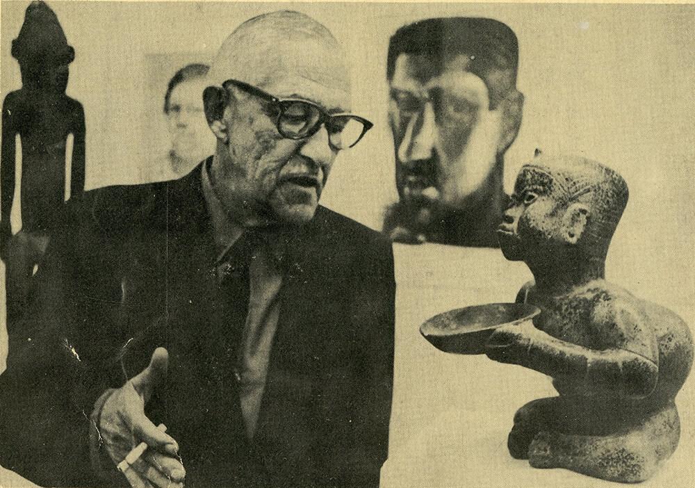 William Spratling (Sonyea, 1900 – Taxco de Alarcón, 1967). Arquitecto y empresario platero norteamericano.