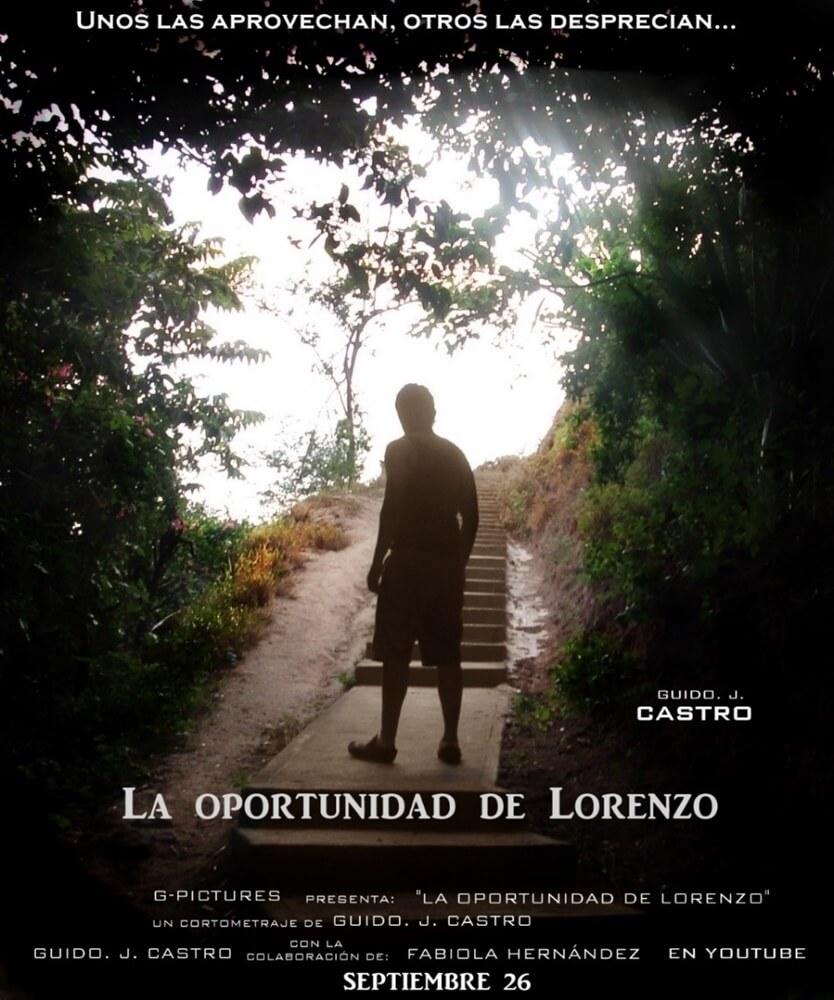 Poster cortometraje. Guido J Castro (2020)